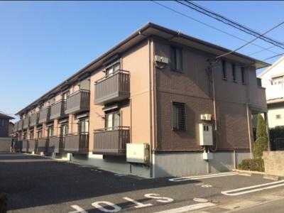【外観】リビングタウン三橋