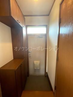 【玄関】クインシィー8