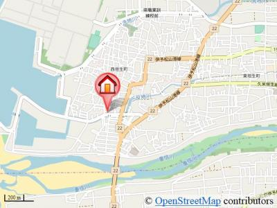 【地図】サンブロードHABU・