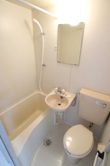 【浴室】ワコーレ東村山