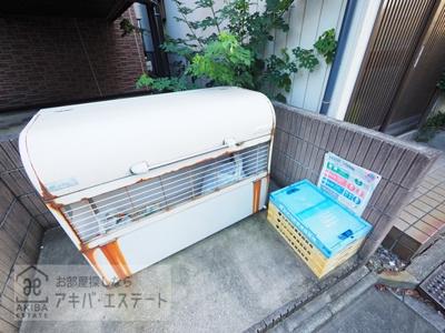 【設備】メインシティガーデン アネックス