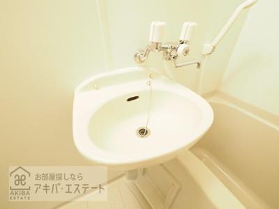 【洗面所】メインシティガーデン アネックス