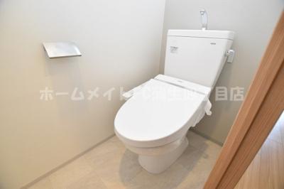【トイレ】レジュールアッシュ京橋