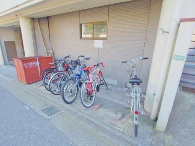 【駐車場】コーポトガワ