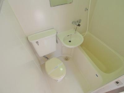 【浴室】コーポトガワ