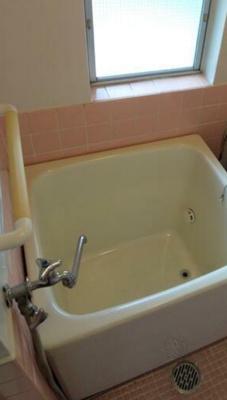 【浴室】椿マンション