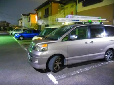 【駐車場】髙井ハイツB棟