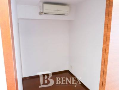 Brillia新宿余丁町の寝室です