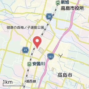 【地図】アグレアーブルⅤ