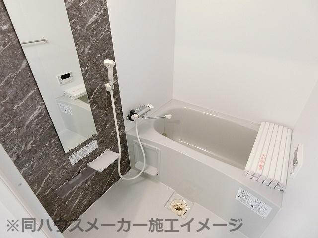 【浴室】ヴェリテ中神