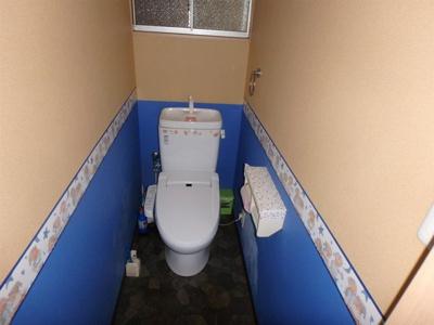 【トイレ】常盤台4丁目テナント