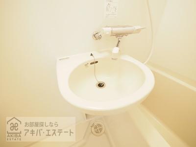 【洗面所】ラ・エテルノ大島ドゥーエ