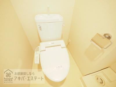 【トイレ】ラ・エテルノ大島ドゥーエ