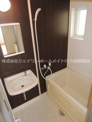 【浴室】ビレジ藤が岡