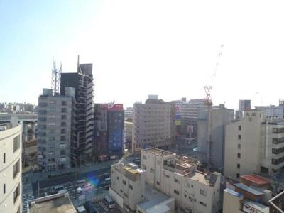 【展望】パークフラッツ野田阪神駅前