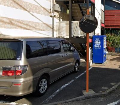 【駐車場】リバーサイド藤