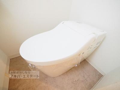 【トイレ】メゾンドブラッサムリバー