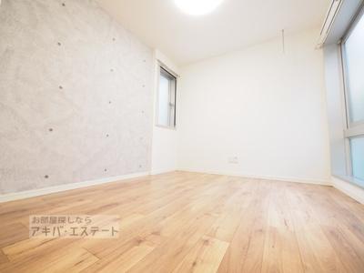 【寝室】メゾンドブラッサムリバー