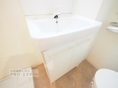 【独立洗面台】メゾンドブラッサムリバー