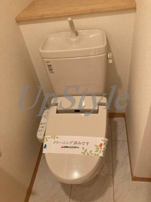 【トイレ】ロサ・テラス