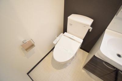 【トイレ】マロワール神戸