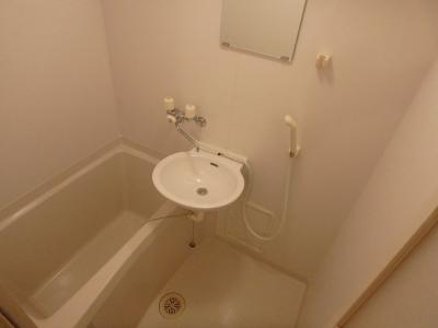 【浴室】山内グリーンパレス三萩野