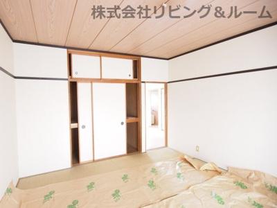 【和室】グリーンコート佐原
