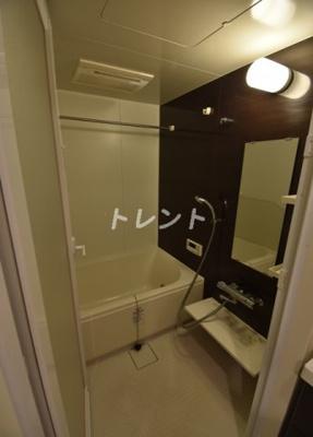 【浴室】パークフラッツ芝浦