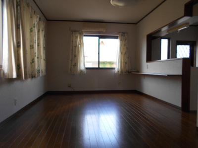 【居間・リビング】能登川K邸借家