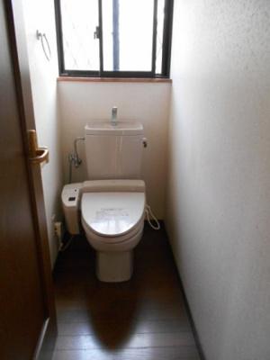 【トイレ】能登川K邸借家