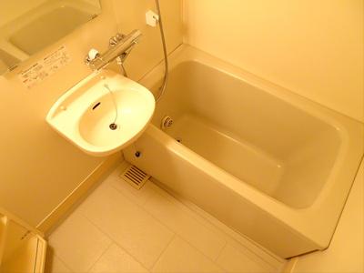【浴室】ボヌール桜上水