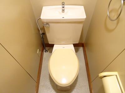 【トイレ】ボヌール桜上水