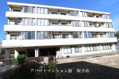 【外観】取手細井ハイム