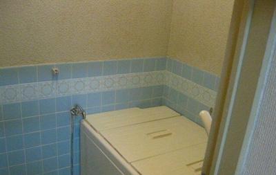 【浴室】Kとりで