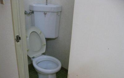 【トイレ】Kとりで