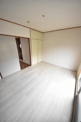 【寝室】柳川ハイツ