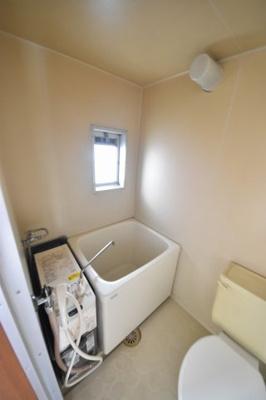 【浴室】柳川ハイツ