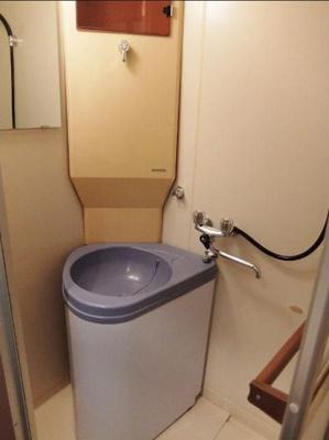 シャワールーム完備(同一仕様写真)