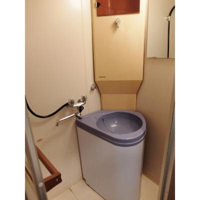 シャワールームがあります♪(同一仕様写真)