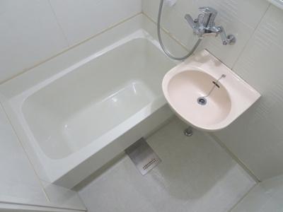 【浴室】ベルグレイヴィア