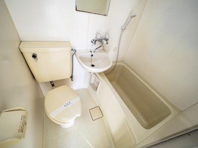 機能的なバストイレユニットタイプ