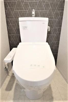 【トイレ】エスリード西九条レジデンス