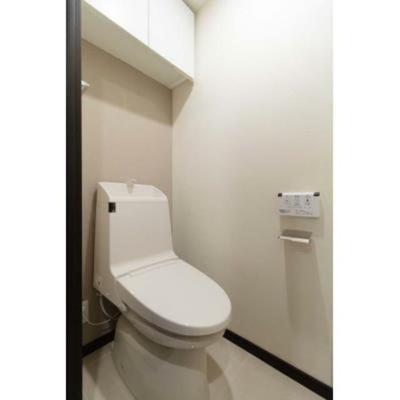 【トイレ】グランパレス東京八重洲アベニュー