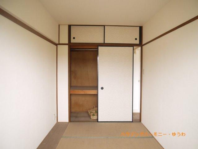 【収納】前野台住宅第4号棟