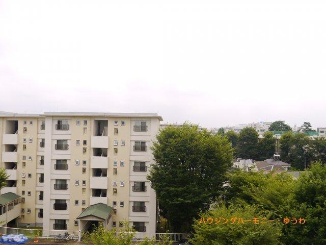 【展望】前野台住宅第4号棟
