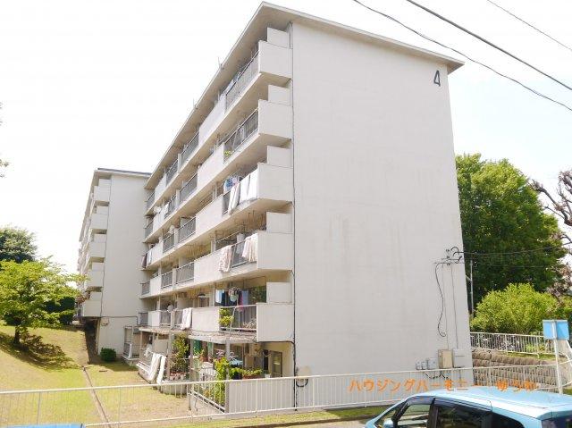 【外観】前野台住宅第4号棟