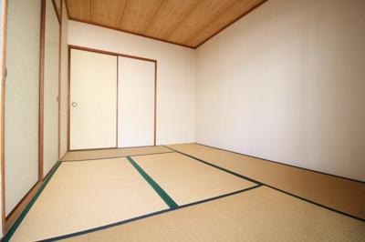 【寝室】第2坂田ビル