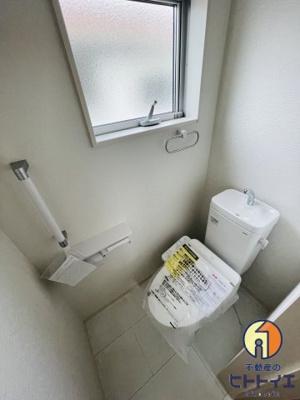 【トイレ】筑後市西牟田新築建売住宅