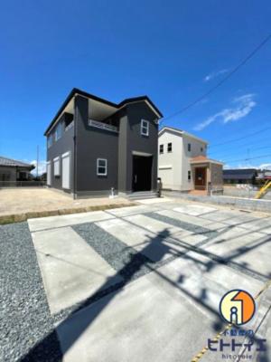 【駐車場】筑後市西牟田新築建売住宅