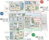 練馬区東大泉7丁目 4,780万円 新築一戸建て【仲介手数料無料】の画像